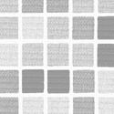 Mosaïque gris